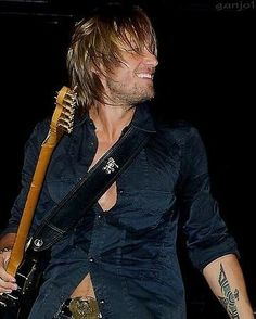 Keith urban grubby