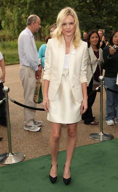 Kate Bosworth - McCartney Family Launch Meat Free Monday - Green Carpet