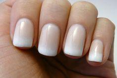 Casa de Polish: Gradient French Manicure
