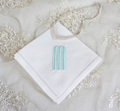 SALE or FREE SHIPPING, Monogrammed Handkerchief, Linen Handkerchief,  Bridal Handkerchief, Wedding Handkerchief, Bridal Party Gifts & Favors