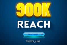 add 900K social reach to your Thunderclap campaign by tweets_asap