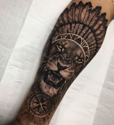 Tattoo's Tatuaje & # s S Tattoo, Lion Leg Tattoo, Tupac Tattoo, Lion Forearm Tattoos, Lion Tattoo Sleeves, Forarm Tattoos, Mens Lion Tattoo, Best Sleeve Tattoos, Forearm Tattoo Men