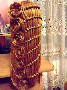 ladder braid step by step instructions - Google Search
