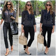 #MirandaKerr's #lookforless on the #blog today! #ootd #fashionblogger #budgetfashion #celebstyle