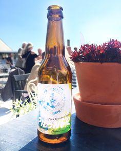 Beer label for Horte Brygga