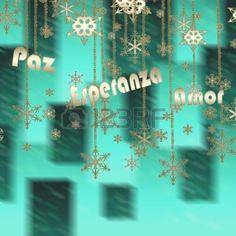 Adornos de Navidad en tonos verde Foto de archivo