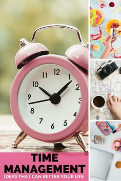 Do you think that you don't have enough time? Maybe you're not managing it well enough. These five time management tips from I Know How She Does It will help you see that you DO have enough time and will allow you more freedom in how you look at your time.
