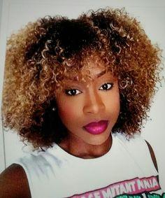 Natural Hair Weaves, Natural Hair Styles, Black Girl Magic, Weave Hairstyles, Braided Hairstyles, Natural Wavy Hair