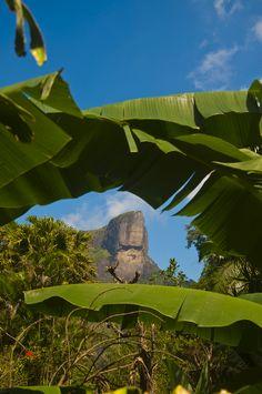 Welcome to the Jungle in Rio de Janeiro (Pedra da Gávea), Brazil. Photo by Giovani Cordioli.