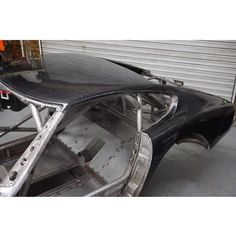 Live on AttackingTheClock.com ! New post is up Lightn up. Building a carbon fiber roof. Want to know how I built it? Go read my crash corse on how to do it yourself! Oh by the way check out the full carbon fiber rear quarter panels I just knocked out! #attackingtheclock #carbonfiber #S30 #Datsun #240Z #timeattack #hillclimb #pikespeak #racecar #tubechassis #fabrication #welding #trackaddict #lspower