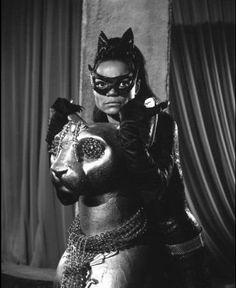 """Batman"" Eartha Kitt 1967 ABC"