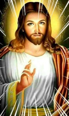Picture of Jesus Pictures Of Jesus Christ, Religious Pictures, Jesus Draw, Jesus Christ Painting, Jesus Photo, Jesus Wallpaper, Photography Words, God Pictures, Jesus Is Lord