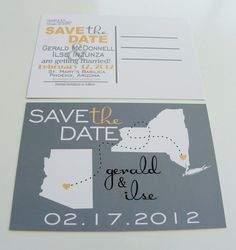 appropriate Save the Date :)