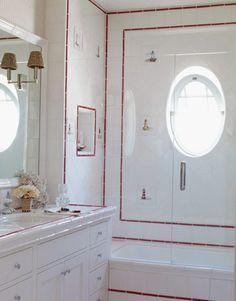 Red Line Tile