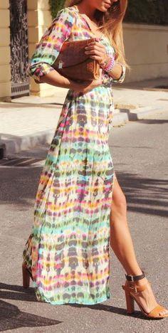 Design And Colour Cardign Dress - Sheinside.com