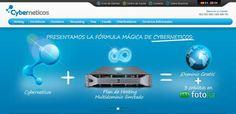 Cyberneticos hosting estable