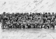 Photo de classe Stage paras de 1969, Commando Marine
