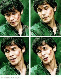 I LOVE Bellamy Blake, Though Clarke isn't good enough for him, I ship em