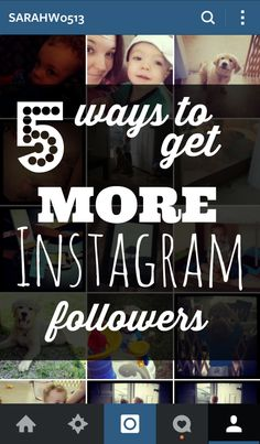 """Instagram is by far one of my favorite social media networks, probably only second to Pinterest. I love sharing photos and following my favorite people to see their photos, too. Instagram can be a great way to create more community around your blog or business, and to let people see """"behind the scenes"""". I've done …"""