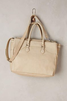 Freya Leather Tote - #anthroregistry