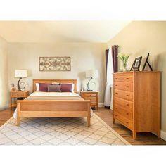 Renfrew Shaker Bedroom Set