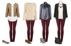 maroon pants. outfit ideas. #teacherclothes