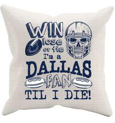 Win Or Lose Pillowcase