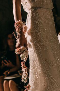 Reem Acra Bridal Fall 2015 - Wedding Style Inspiration LANE #fashion#