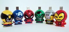Which #Superhero would you trust your data with? #usb