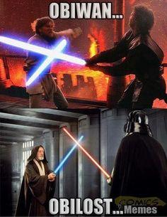 #ObiwanKenobi #ObiWon #StarWars #Jedi #TheLastJedi