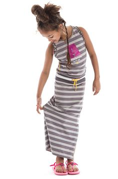 Ninni-Vi Maxi-Kleid