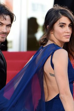 Newlyweds Nikki Reed And Ian Somerhalder Are Beyond Glamorous At The Cannes Film Festival