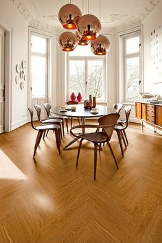 Find your floor with Boen. We offer parquet and hardwood floor in 1 strip plank and 3 strip. Classic, modern flooring of high quality produced in Europe. Classic Elegance, Classic Style, Modern Flooring, Your Perfect, Shades Of Black, Plank, Hardwood Floors, Your Style, Dining Table