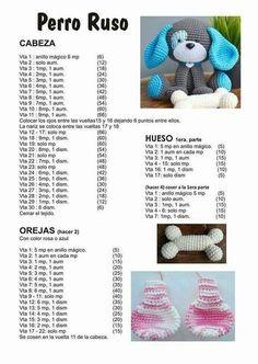 Mini Amigurumis paso a paso, Patrones en español. Si te gusta tejer amigurumis, esta versión mini, te va a encartar.