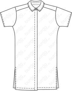 Schnittmuster Hemdblusenkleid 03/2016 #111