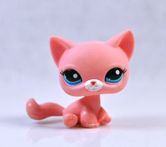 Littlest Pet Shop Cat Collection Child Girl Figure Cute Toy Loose RARE LPS579 | eBay