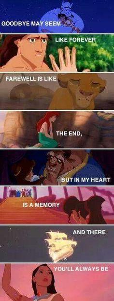 I just cried.: