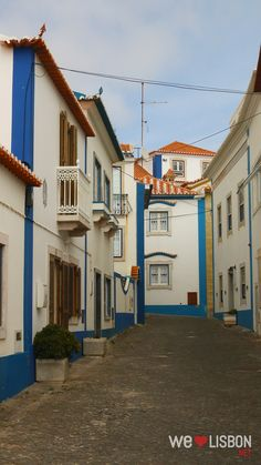 Walk Ericeira's peaceful streets to find the key to its charm and discover why it's one of the most genuine spots for a summer break near Lisbon, Portugal.
