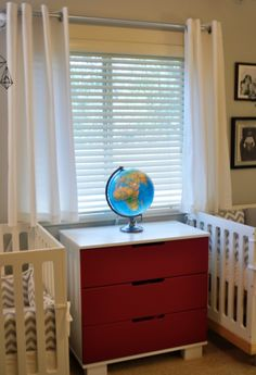Nursery by Sarah Stacey Design