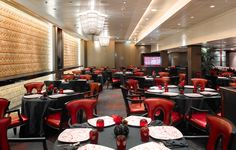 Dining: Red Ginger | Oceania Cruises