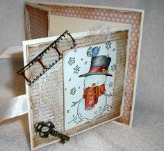 Whiff of Joy - Tutorials & Inspiration: Joy Folder Card Tutorial