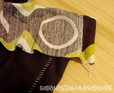 How to sew flatlock seams with a normal overlock/serger