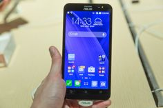 #Asus Zenfone2 the Powerful Succeeder With a Slim Edge