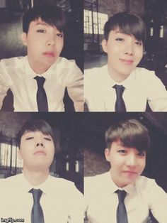 BTS Jhope. And here we have Hobie with seducing lvl over a million!