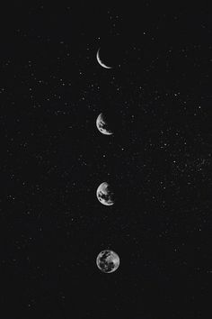 black wallpaper aesthetic Galaxy stars and moon with black background. Iphone Wallpaper Moon, Moon And Stars Wallpaper, Wallpaper Free, Star Wallpaper, Screen Wallpaper, Stars And Moon, Black Phone Wallpaper, Black Iphone Background, Cute Black Wallpaper