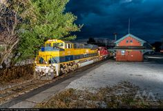RailPictures.Net Photo: VTR 431 301 432 Vermont Rail System EMD SD70M-2 at Chester, Vermont by Kevin Burkholder