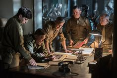 Architectural Digest goes behind the scenes on the set of The #MonumentsMen