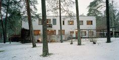 #Architecture in #Finland - #House  Villa Mairea by Alvar Aalto, ph Åke E:son Lindman