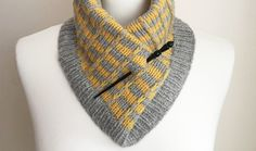 Fittleworth Cowl by Sarah Knight