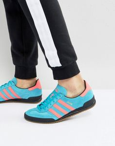 adidas Originals Jeans Sneakers In Blue CG3242 - Blue